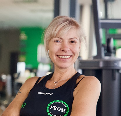 Claudia Rohr